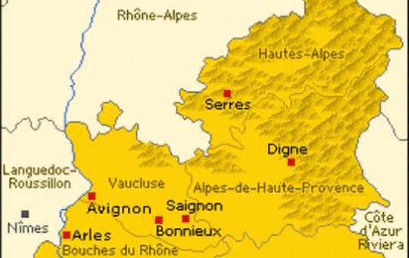 Location de vacances - Appartement à Montferrat - Montferrat near Draguignan