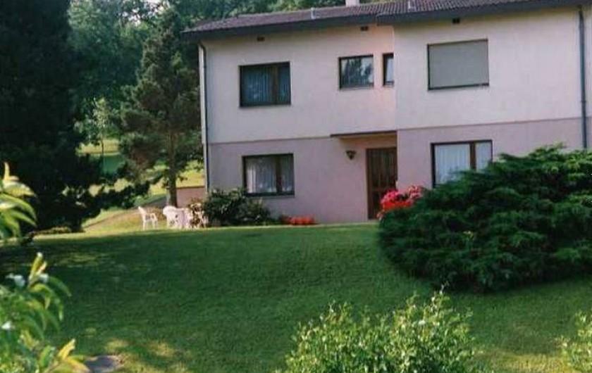 Location de vacances - Gîte à Soultz-Haut-Rhin