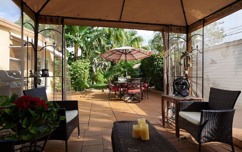 Location de vacances - Appartement à Royal Poinciana