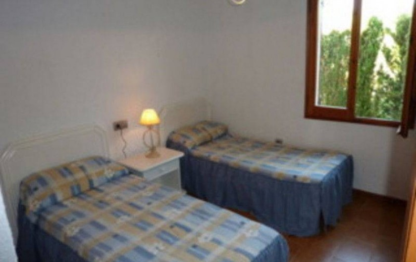 Location de vacances - Villa à L'Ametlla de Mar - chambre2