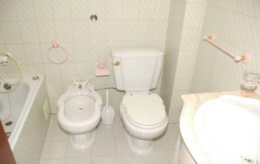 Location de vacances - Appartement à Faro - Salle de bains
