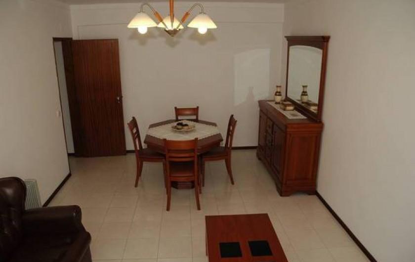 Location de vacances - Appartement à Faro - Salle/salon donnant ver le couloir