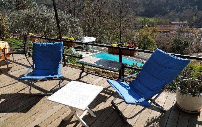 Location de vacances - Maison - Villa à Collobrières