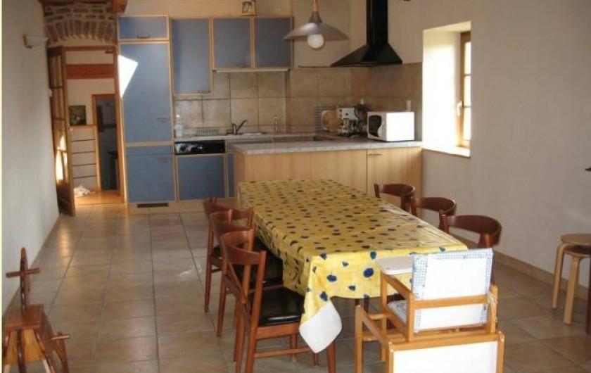 Location de vacances - Maison - Villa à Passenans