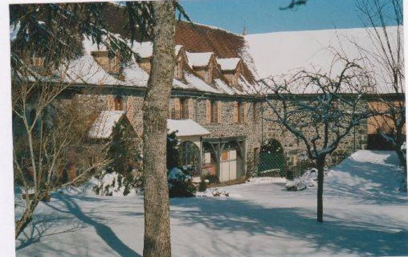 Location de vacances - Gîte à Voingt