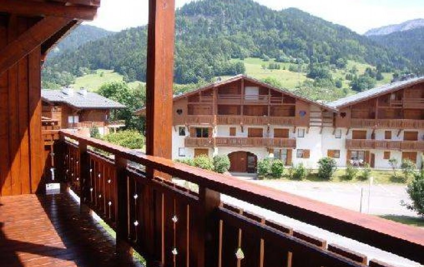 Location de vacances - Appartement à Praz-sur-Arly