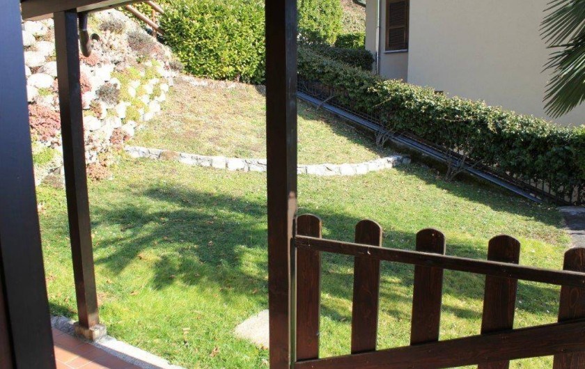 Location de vacances - Maison - Villa à Lenno - Jardin