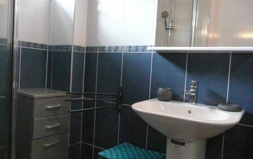 Location de vacances - Maison - Villa à Le Moule - Salle de bain