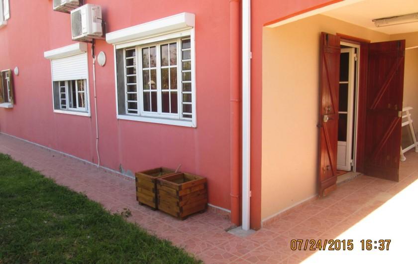 Location de vacances - Maison - Villa à Le Moule - Coté nord est