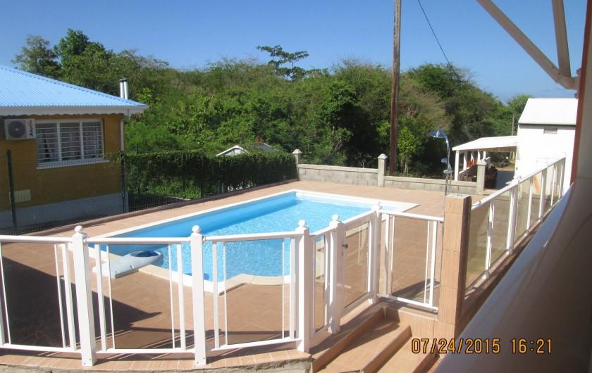 Location de vacances - Maison - Villa à Le Moule - La piscine
