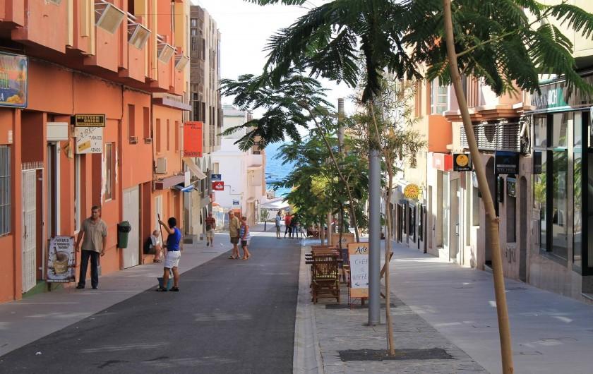 Location de vacances - Appartement à Morro Jable - Morro Jable