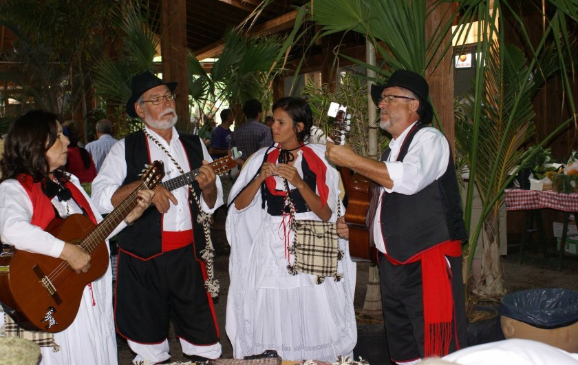 Location de vacances - Appartement à Morro Jable - groupe folklorique