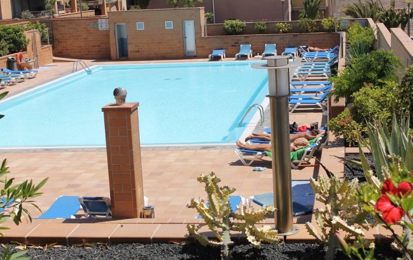 Location de vacances - Appartement à Morro Jable