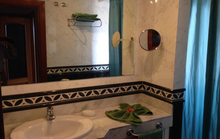 Location de vacances - Appartement à Morro Jable - Salle de bains