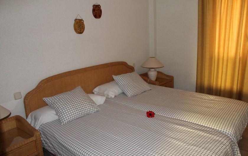 Location de vacances - Appartement à Morro Jable - Chambre