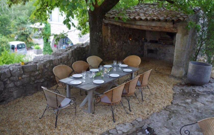 Location de vacances - Maison - Villa à Labeaume