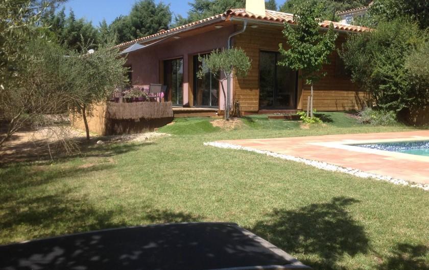 Location de vacances - Villa à Le Val