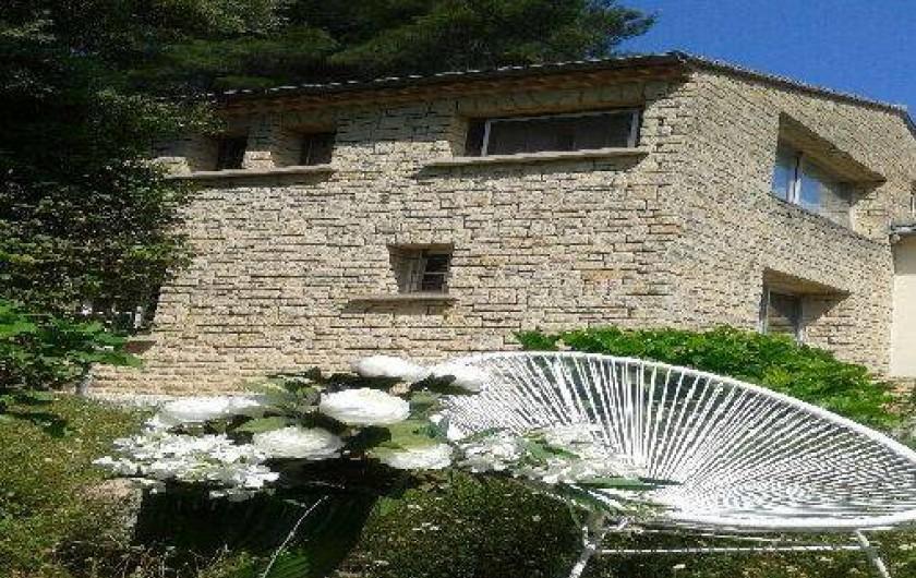 Location de vacances - Villa à Sarrians - le gîte