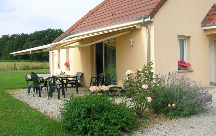 Location de vacances - Gîte à Breteuil