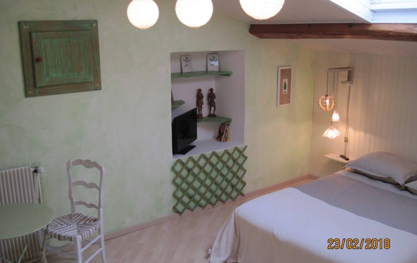 Location de vacances - Chambre d'hôtes à Pélussin