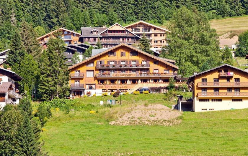 Location de vacances - Hôtel - Auberge à Châtel
