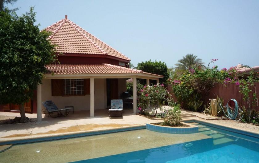 Location de vacances - Villa à Saly - Villa
