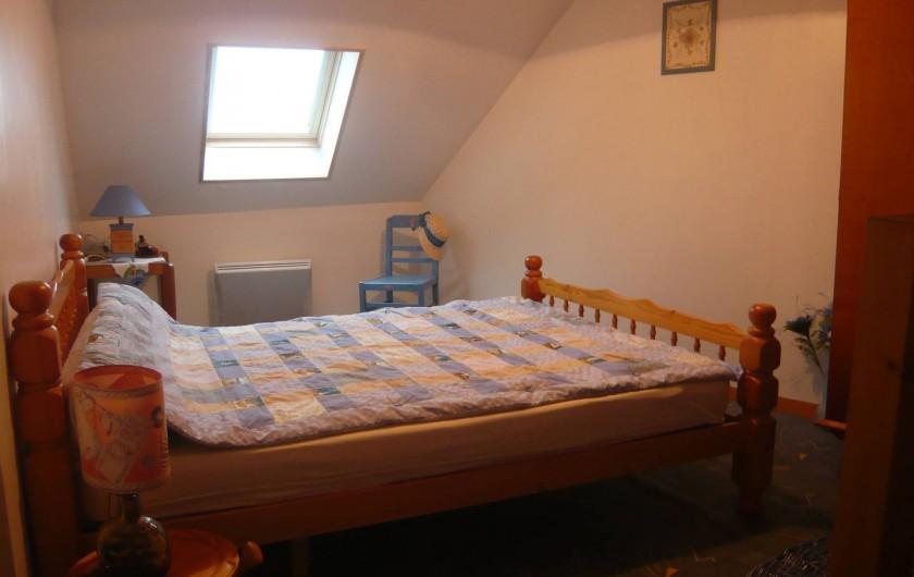 Location de vacances - Gîte à Fécamp - Chambre  2è étage
