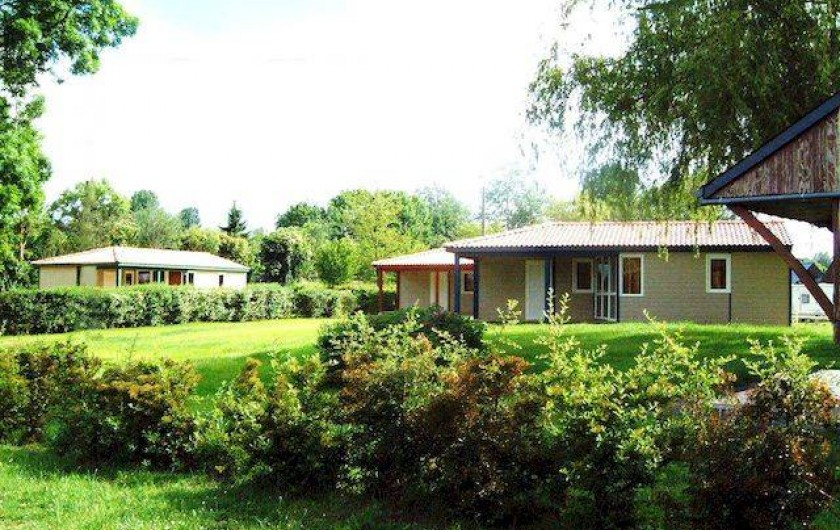 Location de vacances - Camping à Marigné-Laillé