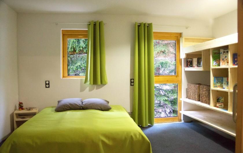 Location de vacances - Chalet à Pralognan-la-Vanoise - Chambre témoin
