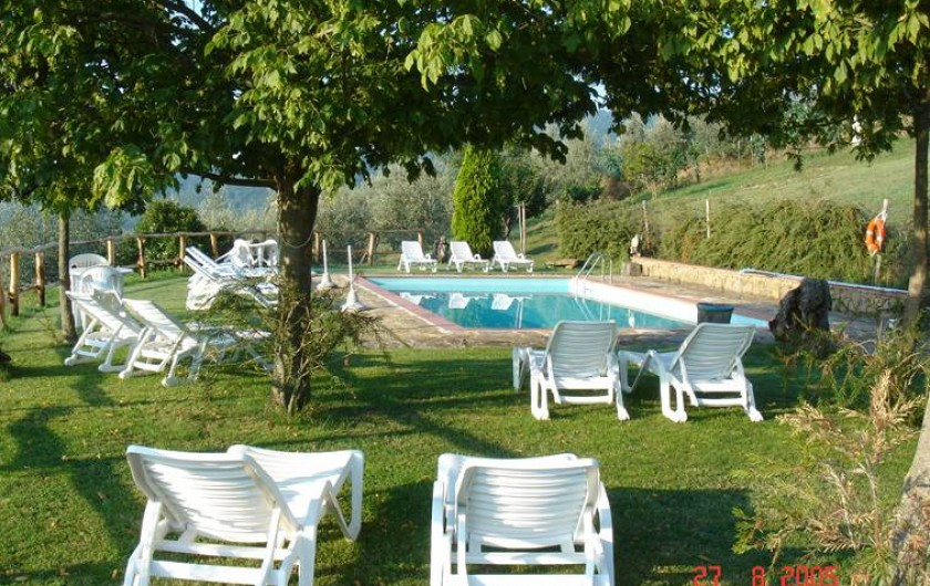 Location de vacances - Appartement à Greve in Chianti