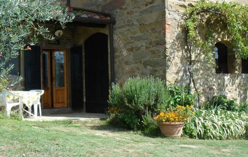 Location de vacances - Appartement à Greve in Chianti - La Loggetta