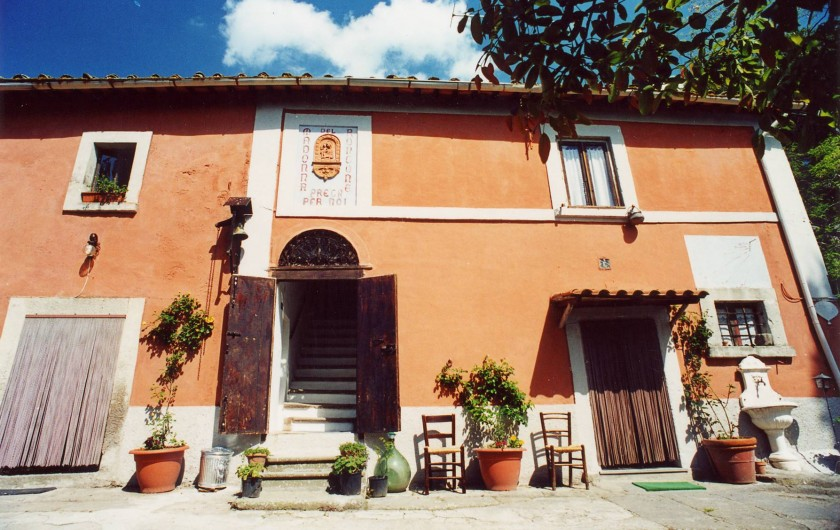 Location de vacances - Gîte à Viterbo - Country House