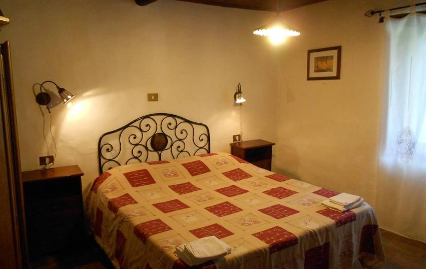 Location de vacances - Gîte à Viterbo - Chambre