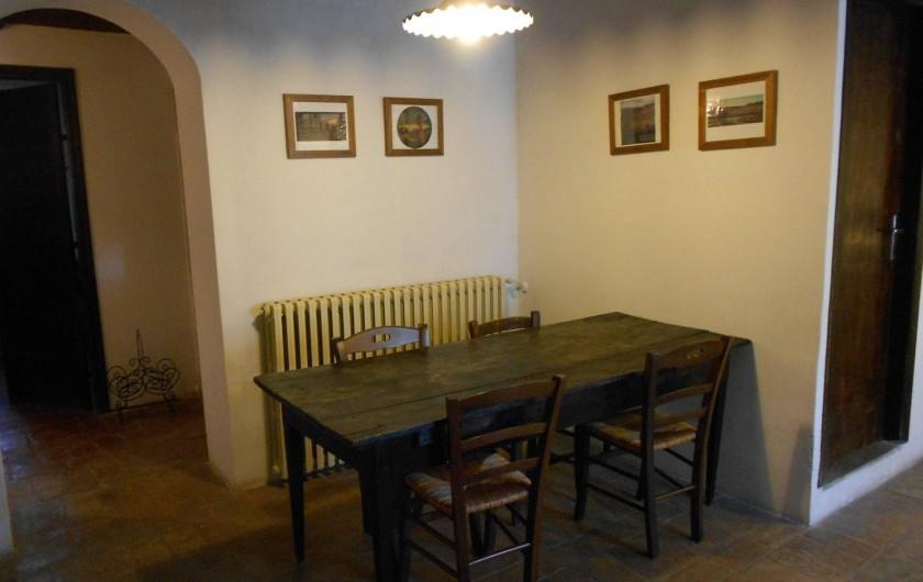 Location de vacances - Gîte à Viterbo - Salle
