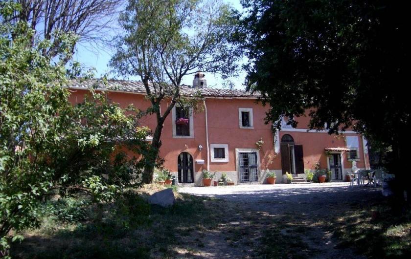 Location de vacances - Gîte à Viterbo - Maison