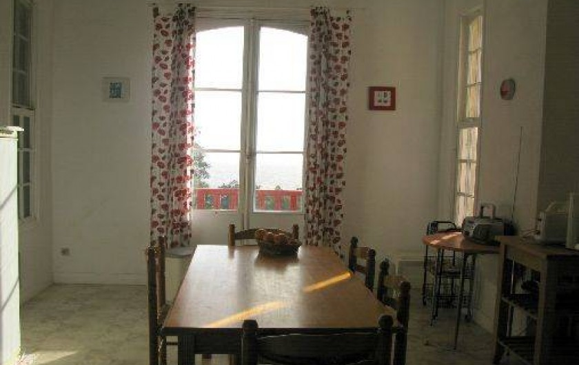 Location de vacances - Appartement à Saint-Georges-de-Didonne