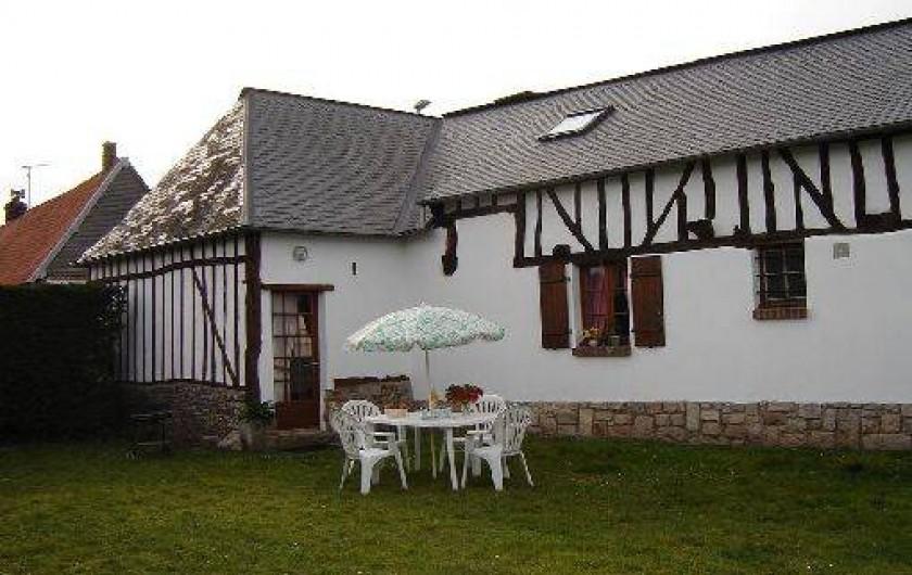 Location de vacances - Gîte à Le Bourg-Dun