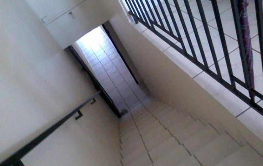 Location de vacances - Appartement à Schoelcher - chambre 2