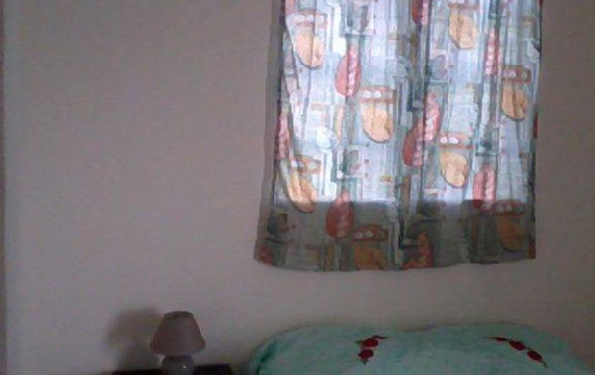 Location de vacances - Appartement à Schoelcher - chambre 1