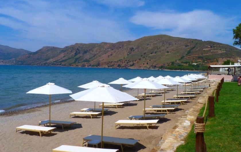 Location de vacances - Maison - Villa à Nopigia - Plage