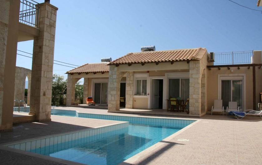 Location de vacances - Maison - Villa à Nopigia - Piscine