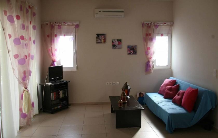 Location de vacances - Maison - Villa à Nopigia - Salon