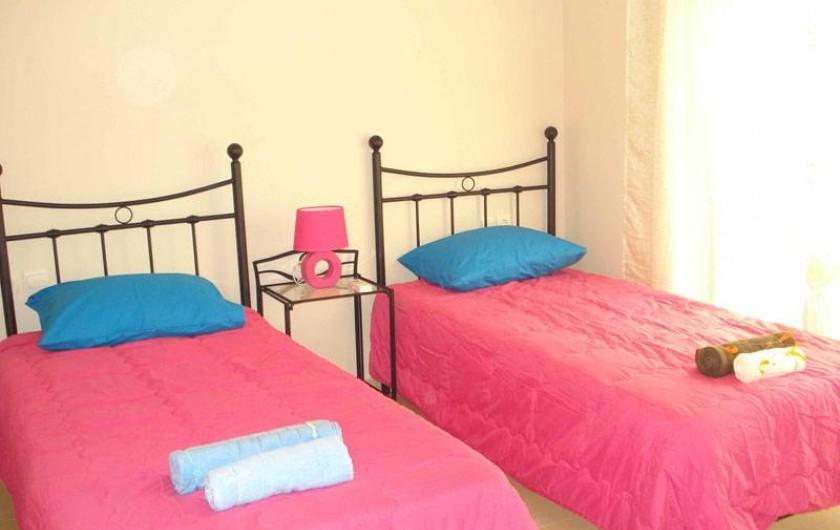 Location de vacances - Maison - Villa à Nopigia - Chambre