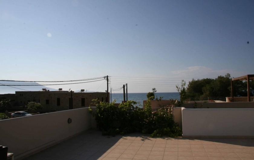 Location de vacances - Maison - Villa à Nopigia - Terrasse sur le toit