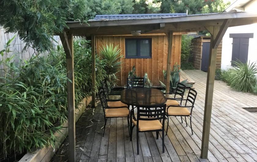 Location de vacances - Villa à Le Cap Ferret