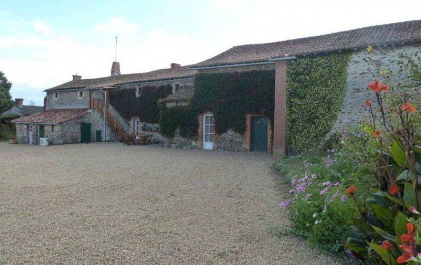 Location de vacances - Gîte à Valanjou