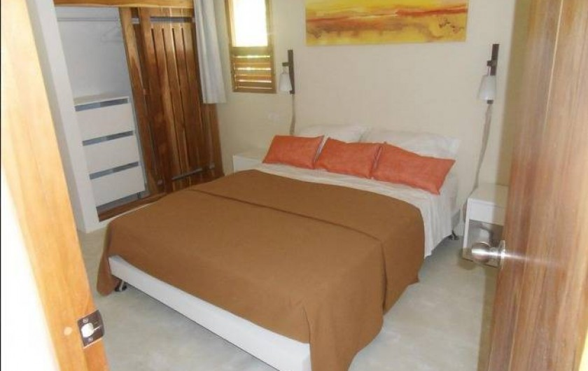 Location de vacances - Villa à Las Terrenas - chambre 2