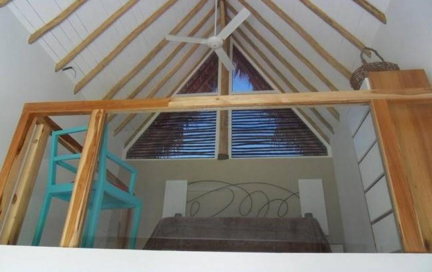 Location de vacances - Villa à Las Terrenas - interieur bungalow