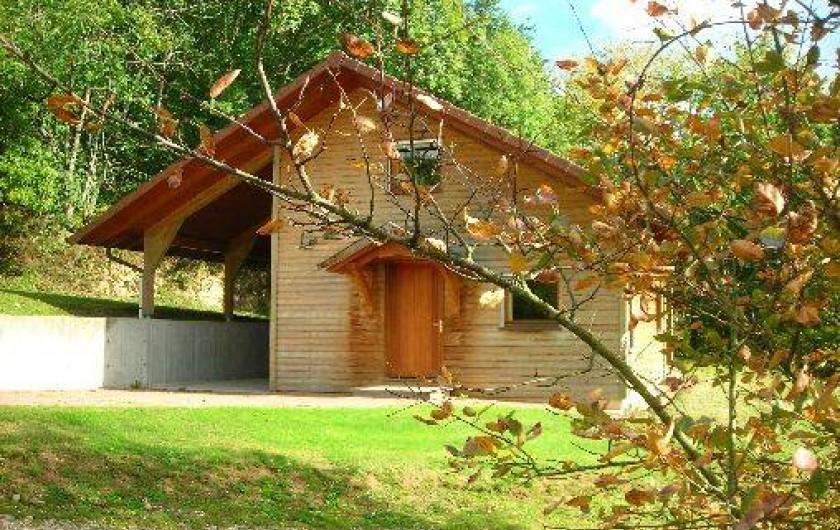 Location de vacances - Gîte à Belmont-de-la-Loire