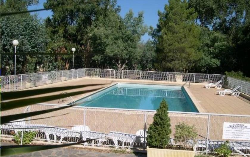 Location de vacances - Camping à Calenzana